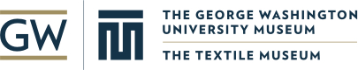 GW; the George Washington University Museum, The Textile Museum