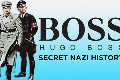 Hugo Boss: Secret Nazi History